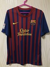 FC BARCELONA 2011 2012 HOME FOOTBALL SHIRT JERSEY CAMISETA MAGILA