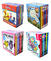 Mini Pocket Library 24 Board Books Collection Set for Girls Christmas Gift Set