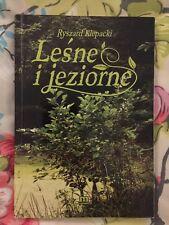 Good polish books- Lesne i jeziorne- Ryszard Klepacki