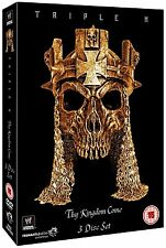WWE Triple H - Thy Kingdom Come [3 DVDs] *NEU* DEUTSCH DVD The Game HHH