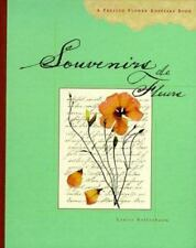 Souvenirs de Fleurs Journal : A Pressed Flower Keepsake Book by Louise Kollenbau