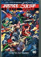 HC Justice League vs. Suicide Squad collected 2017 nmmint 9.8 1st Hardcover 316p