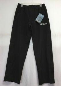 Men's Onyx STR (Stretchable Technical Rainwear) Pants, Black, Size Medium NWT