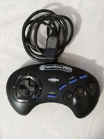 Vintage Sega Mega Drive Competition Pro Series 2 Control Pad SG-8 Honey Bee