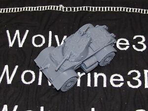 Flames Of War UK Staghound I AC 1/100 15mm FREE SHIPPING