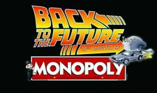 Back to the Future Monopoly (Sealed Brand New) BTTF (McFly / Tannen) Very Rare