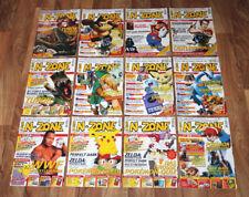Nintendo N-Zone Magazin Ausgabe Heft 1999 2000 2001 2002