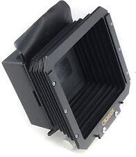 CHROMTEK Bellows Lens Hood + Filter Holder - 75x75mm Filters