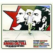 Gilles Peterson - Havana Cultura: The Search Continues  CD  NEW&SEALED  DIGIPAK