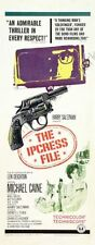 Ipcress File The Movie Poster Insert 14inx36in 36cmx92cm Replica