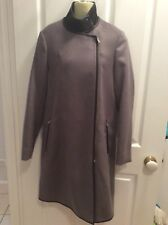Stunning Women's Witchery Contrast Winter Coat size 6 as new