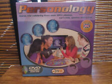 Personology DVD Board Game Trivia Guess the Celebrity (BRAND NEW)