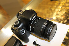 EXCELLENT Canon EOS Rebel T3 12.2MP DSLR With 18-55mm IS II Lens (3 LENSES)