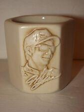 Jeff Gordon #24 Embossed Ceramic Shot Glass Candle Toothpick Holder NASCAR