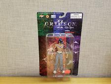 Palisades Toys Crimson Joe with Blue Face Paint action figure, Brand new!