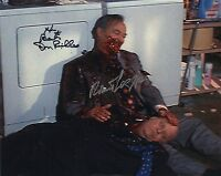 DON RICKLES & ROBERT LOGGIA SIGNED AUTOGRAPHED INNOCENT BLOOD COLOR PHOTO RARE!!