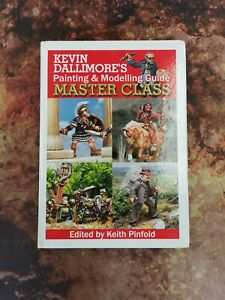 Kevin Dallimore's Painting & Modelling Guide Master Class