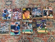 Beckett Price Guide 1990-1993 Baseball Card