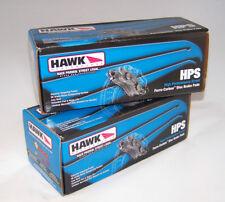 Hawk HPS Street Brake Pads. Fits Scion FRS/Subaur BRZ Front/ Reat set.