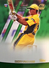 Ricky Ponting, trading card, Topps ACB 2002