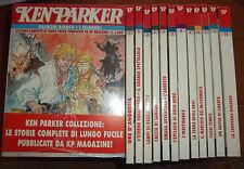 KEN PARKER COLLEZIONE serie Completa 1/13 SPLENDIDI
