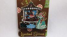 Disney World 2012 Beach Club Resort / Ariel Gingerbread Holidays Pin -LE of 1000