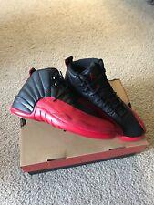 Brand New!!! Nike Air Jordan 12 Retro Black/Varsity Red size us9.5