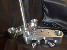Billet Fork Yokes for Yamaha XJR1300 to take USD Legs Triple Trees XJR1200