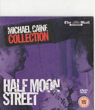 HALF MOON STREET DVD Michael Caine Sigourney Weaver Top Secret Arab Peace Film