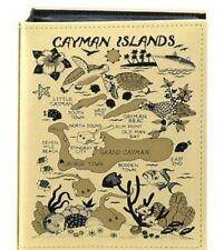 CAYMAN ISLANDS EMBOSSED PHOTO ALBUM 200 PHOTOS/ 4x6