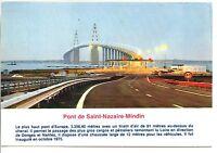 CP 44 - LOIRE-ATLANTIQUE - Pont de Saint-Nazaire - Mindin