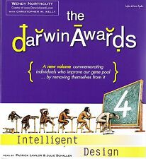 The Darwin Awards Four 3-CD Audiobook - Wendy Northcutt - NEW - FREE SHIPPING