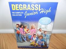 Degrassi Junior High - The Complete Series (DVD, 2005, 9-Disc Set) BRAND NEW