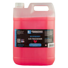 Glimmermann Raspberry Air Freshener Spray Sweet Car Home Fragrance Scent 5L