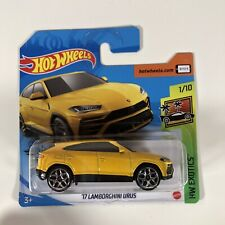 Hot Wheels 2020 #213/250 2017 Lamborghini Urus HW Exotics Yellow