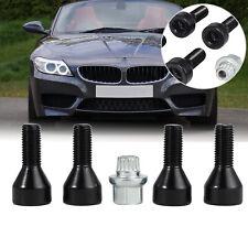 For BMW Locking Security Wheel Bolts Nuts Set OEM 36136786419 E46 E87 E90 E60