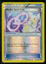 Pokemon AUDINO SPIRIT LINK 92/124 - XY Fates Collide - Rev Holo - MINT