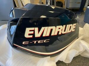 Evinrude G1 Outboard Hood 115-135HP BLUE