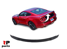 FOR FORD MUSTANG 2015-2018 NEW REAR TRUNK SPOILER WITHOUT STOP LED FOR PAINTING