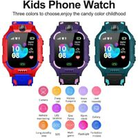 Smartwatch kids Bluetooth SOS Tracker Kids Smartwatch for iOS Android