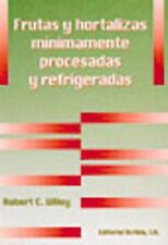 FRUTAS/HORTALIZAS MÍNIMAMENTE PROCESADAS/REFRIGERADAS. ENVÍO URGENTE (ESPAÑA)