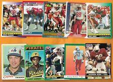 Nebraska Cornhuskers 1972 - 2015 85 cards Crick Rozier Helu McDole Smalley Suh