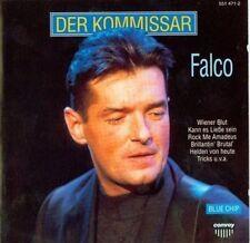 Falco Der Kommissar (compilation, 18 tracks) [CD]