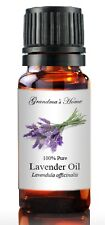 Lavender Essential Oil - 10 mL 100% Pure and Natural Free Shipping - US Seller