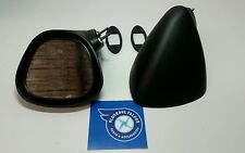 FORD FALCON TEARDROP EXTERIOR MIRRORS PAIR SUIT XW XY GT GS HO PHASE 3 351 302