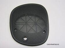 NEW OEM Front Right Passenger Speaker Grille Cover Blazer Jimmy Sonoma S10 PU