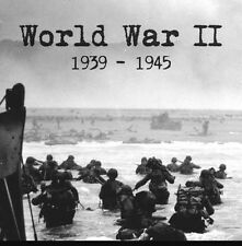 World War Two 135 Radio News Programmes 1945 Old Time Radio