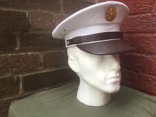 WW2 US Military Police visor cap size 60cm