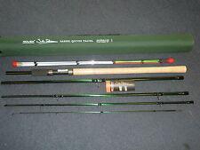 John Wilson Rovex 11' Avon quiver 5pc Travel fishing rod + Codura Tube