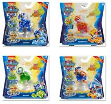 Paw Patrol Mighty Pups Charged Up La Pat Patrouille Véhicule & Figurine, Neuf